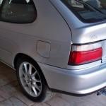 Auto po lakierowaniu