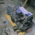Silnik ze skrzynią2