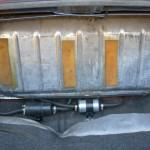 Zewnętrzna pompa i filtr paliwa