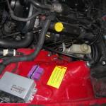 Elektryka gotowa, silnik odpala