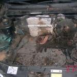 I silnika już nie ma:)