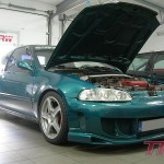 Honda Civic Coupe 1.5 101KM