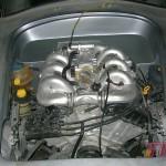Czeka nas podłączenie silnika (elektryka, paliwo, wspomaganie, chłodzenie