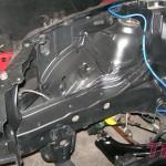 Nowe mocowania silnika trzeba zabezpieczyć przed korozją