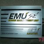 Za sterowanie silnika odpowiada Ecumaster EMU