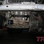 Na początek trzeba oczyścić komorę silnika