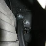 Nowe mocowania płyty pod silnik