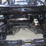 Komora przygotowana do montażu silnika