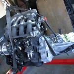 Montujemy silnik
