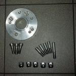Adaptery zmieniające rozstaw śrub na 5x100