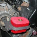 Poliuretanowe poduszki silnika