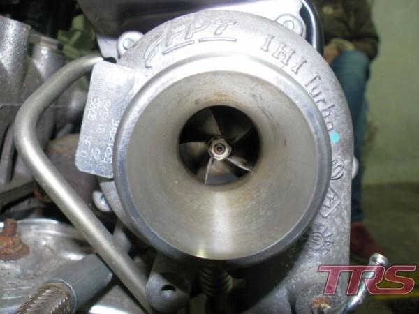 Seryjne turbo IHI