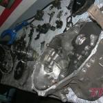Przegląd skrzyni i montaż szpery