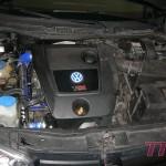 Zestaw blow off diesel. Zamontowany w Golfie IV 1.9 TDI 130KM