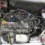 Seicento z zamontowanym przez naszego klienta silnikiem 1.4 T-JET