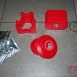 Poliuretanowe poduszki zawieszenia silnika