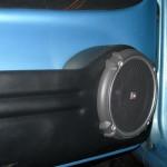 Dodatkowo zestaw car audio dla dobrego brzmienia