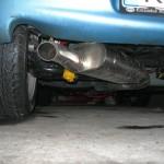 Układ wydechowy od MG Motorsport