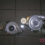 Stara i nowa turbosprężarka