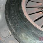 Honda wróciła na wymianę sprzęgła - Stary docisk miał już dość