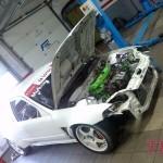 Honda Civic BM Racing Team