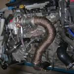 Downpipe by TRS Racing