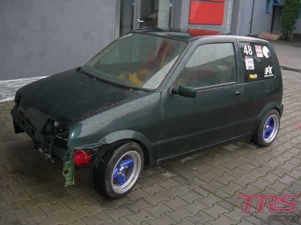 Fiat Cinquecento 1.4 16V