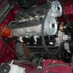 Silnik 2.0 8V DOHC na podwójnych gaźnikach