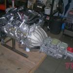 Fabrycznie nowy silnik V8 LS3 wraz z osprzętem i skrzynią biegów