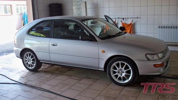 Ten egzemplarz Corolli gościł już w naszym warsztacie przy okazji SWAPu hamulców oraz innych modyfikacji. Tym razem zajmiemy się silnikiem