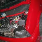Auto prawie gotowe. Jeszcze tylko kilka elementów wnętrza i można oodać klientowi