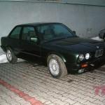 Piękne BMW E30 2.5