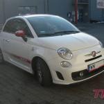Kolejny Fiat 500 Abarth