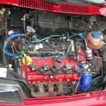 Fiat Cinquecento 1.4 T-JET  - Moje zadanie: odpalić silnik.