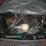 Silnik w końcu ustawiony na swoim miejscu