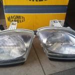 Nowe reflektory Carello z elektryczną regulacją