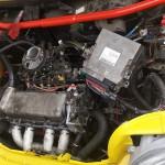 Seicento 1.1 MPI (głowica 1.2 MPI 75) - Do zrobienia porządek pod maską, elekryka, uruchomienie silnika