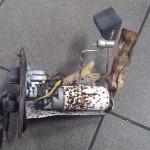 Pompa paliwa ma już dość:)