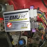 EMU z grubsza podłączone