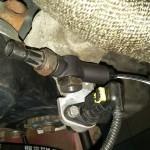 Czujnik temperatury i ciśnienia oleju