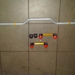 Mamy też już wzmocniony drążek stabilizatora na tył oraz wzmocnione łączniki