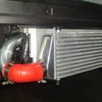 Cooler zamontowany i podłączony