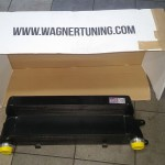 Nowy intercooler Wagner