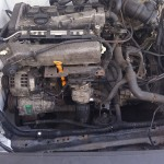 Gotowe, silnik odpalony, resztę klient robi sobie sam.