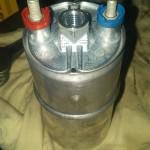 Pompa Bosch 040 żeby nie zabrakło paliwa