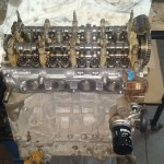 Silnik powoli nabiera kształtów