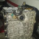 K24 przygotowany do montażu głowicy K20