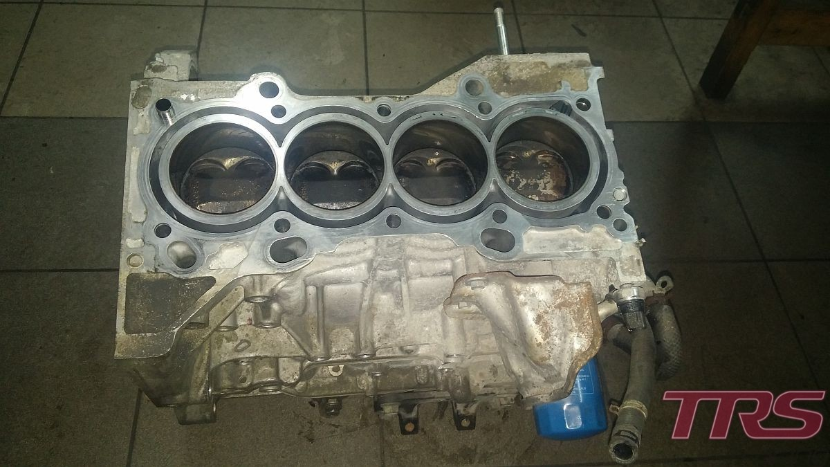 TRS-Racing » Mazda RX-8 – SWAP silnika na K24