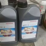Przy okazji oryginalny olej do skrzyni
