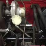 Hydraulika turbo podpięta